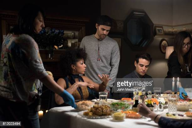 SHADOWHUNTERS 'Day of Atonement' Jace and Clary go on an unsanctioned mission while Maia helps Simon out at a Yom Kippur family dinner in Day of...