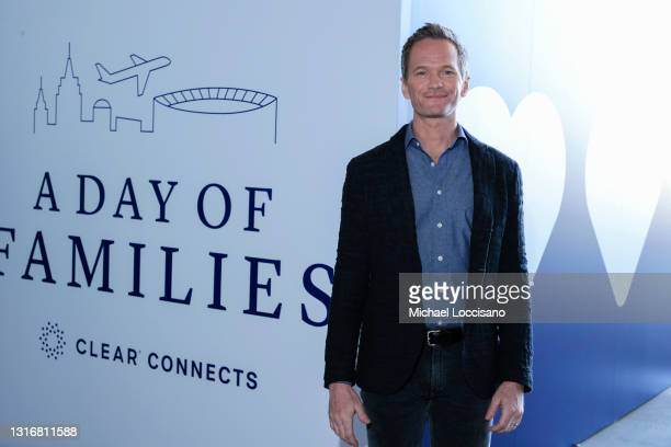 Day of Families Hosted by Neil Patrick Harris. Clear partnered with United Airlines and Marriott Bonvoy to make this day of family reunions happen at...