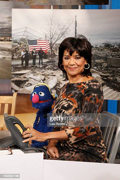 Day of Giving for the benefit of the victims of Hurricane Sandy begins on GOOD MORNING AMERICA 11/5/2012 airing on the Walt Disney Television via...
