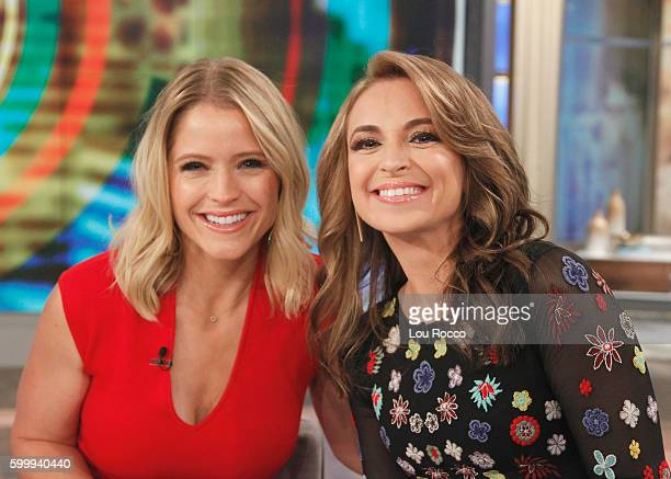 THE VIEW A day of Hot Topics Wednesday September 7 2016 on Walt Disney Television via Getty Images's The View The View airs MondayFriday on the Walt...