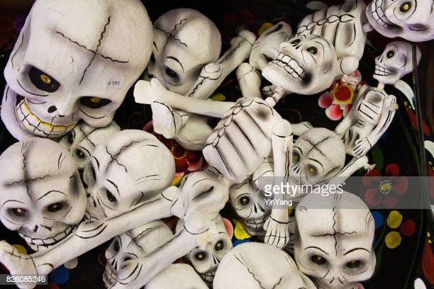 Jour des morts, Día de Muertos décoratifs Toy, Mexique
