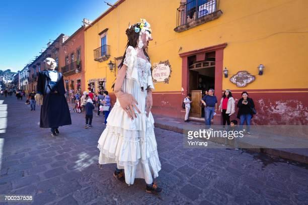 Tag der Toten, Día de Muertos in San Miguel de Allende, Mexiko