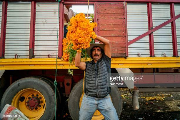 Day Of The Dead In Mexico City on 2 November 2018 In different parts of Mexico City they commemorated the Day of the Dead with the traditional...