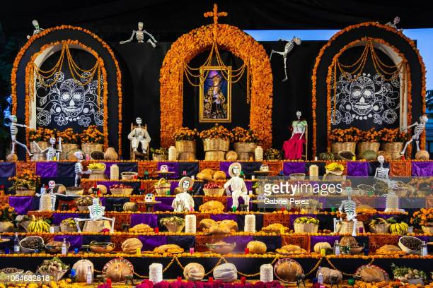 day of the dead in oaxaca - oaxaca stock pictures, royalty-free photos & images