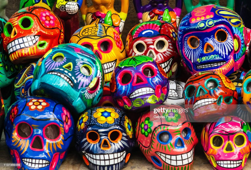 Day of the Dead in Oaxaca : Stock Photo