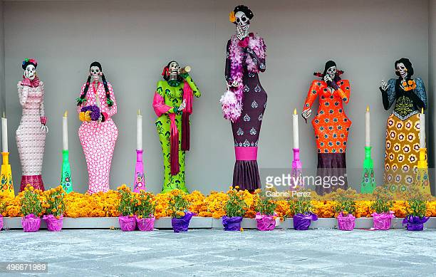 CONTENT] Day of The Dead is celebrated in Mexico as a tribute to the dead Photo was taken on November 3 2010
