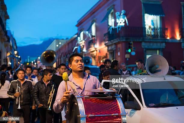 Jour de la Morte-Oaxaca, Mexique