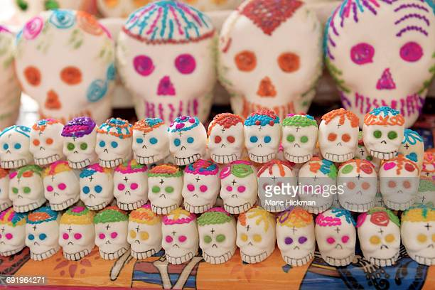 Day of the Dead traditional Mexican Sugar Skulls