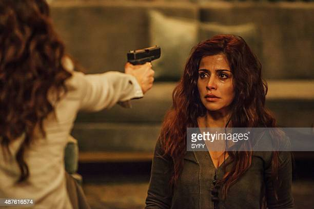 Syfy dominion stock photos and pictures getty images - Arika dominion ...