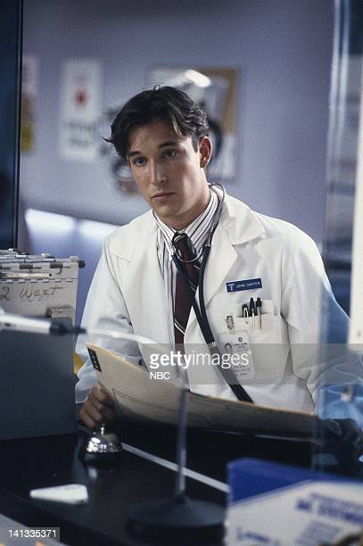 ER Day One Episode 2 AIr Date Pictured Noah Wyle as Doctor John Carter Photo by Paul Drinkwater/NBCU Photo Bank