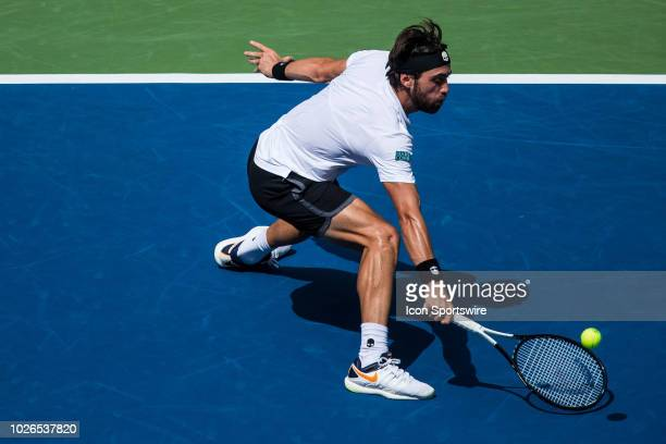 day seven of the 2018 US Open on September 02 at Billie Jean King National Tennis Center in Flushing Meadow NY