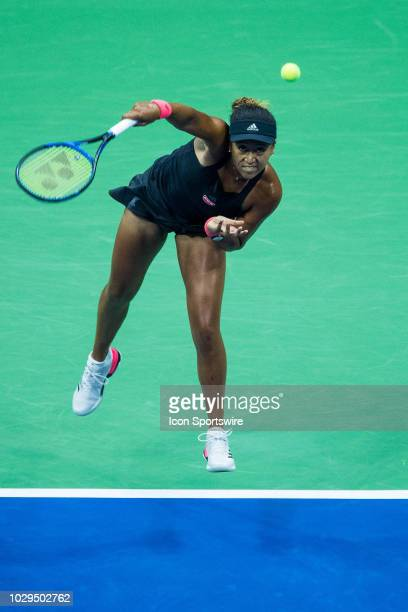 day thirteen of the 2018 US Open on September 08 at Billie Jean King National Tennis Center in Flushing Meadow NY
