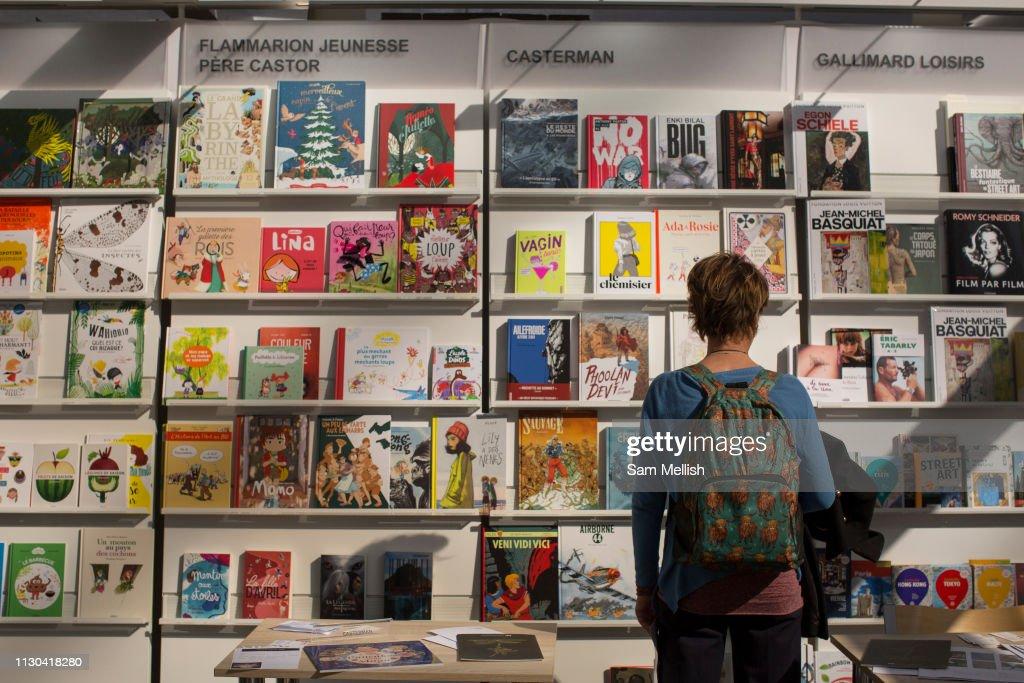 London Book Fair 2019 : News Photo