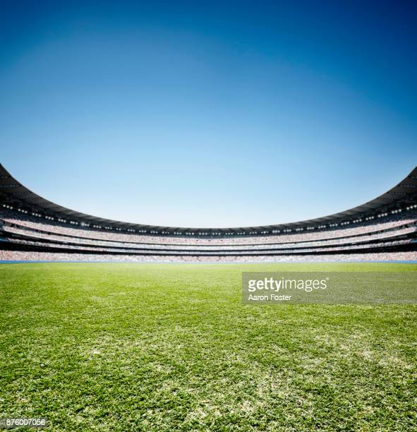 day time stadium - stadium stock pictures, royalty-free photos & images