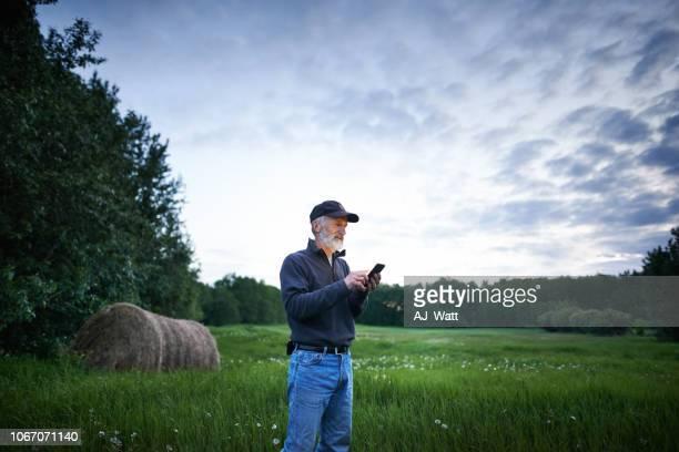 tag zu tag landwirtschaft aufgaben weg digital - nordamerika stock-fotos und bilder