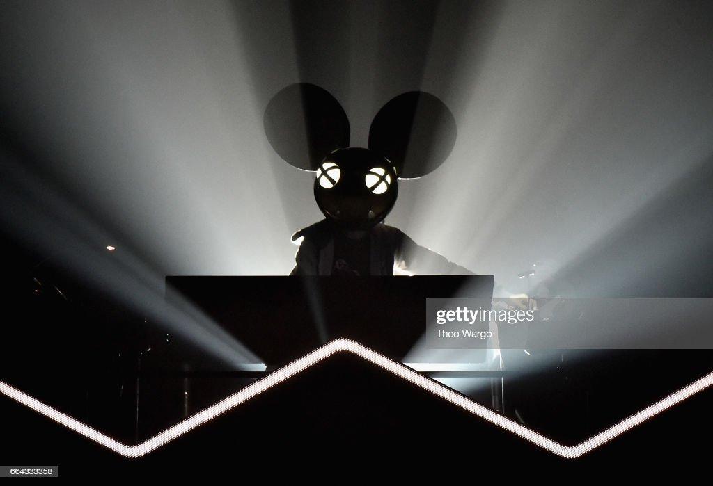 A Day With Deadmau5