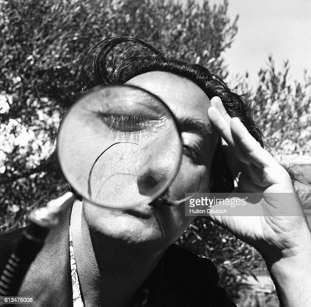 A day with Salvador Dali Spanish surrealist painter Salvador Dali 1955 Some people scoff at Salvador Dali as a truculent eccentric with a genius for...