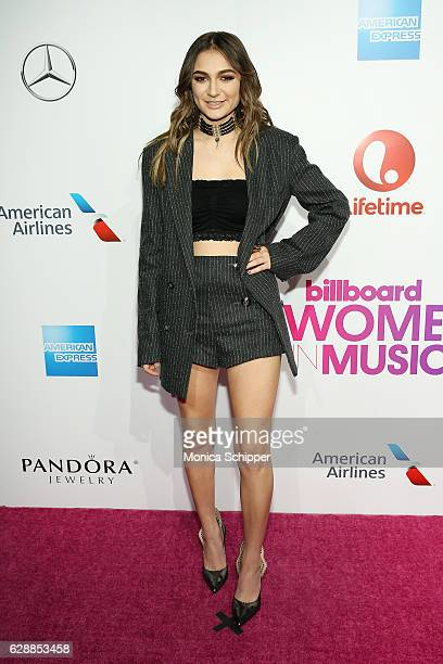 Daya attends Billboard Women In Music 2016 on December 9 2016 in New York City