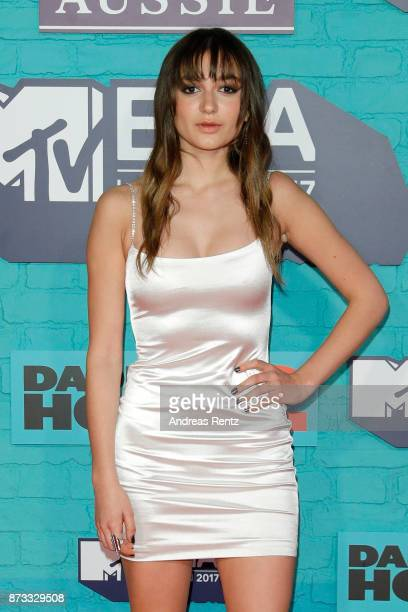 Daya attends the MTV EMAs 2017 held at The SSE Arena Wembley on November 12 2017 in London England