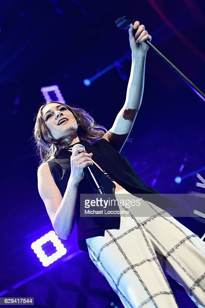 Daya performs onstage at Hot 995's Jingle Ball 2016 at Verizon Center on December 12 2016 in Washington DC