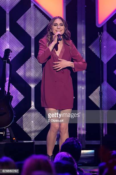 Daya performs onstage during Z100's Jingle Ball 2016 at Madison Square Garden on December 9 2016 in New York City