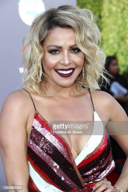 Dayana Garroz attends the 2018 Latin American Music Awards at Dolby Theatre on October 25 2018 in Hollywood California