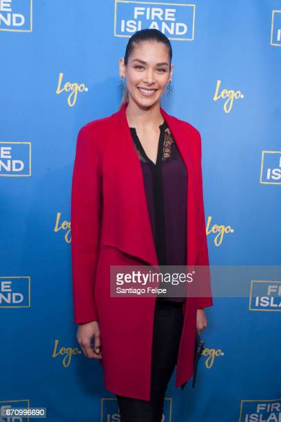 Dayana Mendoza attends Logo TV Fire Island Premiere Party at Atlas Social Club on April 20 2017 in New York City