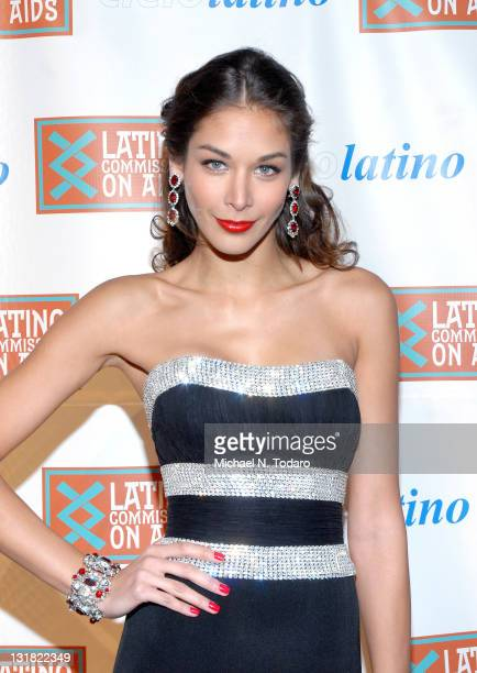 Dayana Mendoza attends the 2011 CIELO Gala at Cipriani Wall Street on May 10 2011 in New York City