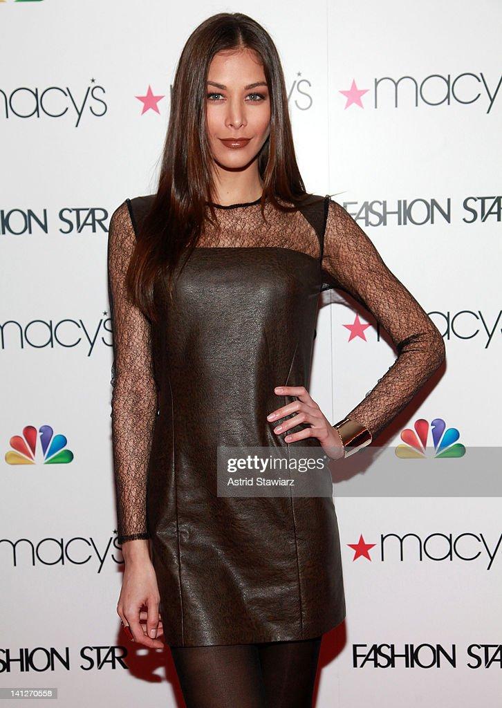 "Macy's Celebrates ""Fashion Star"""