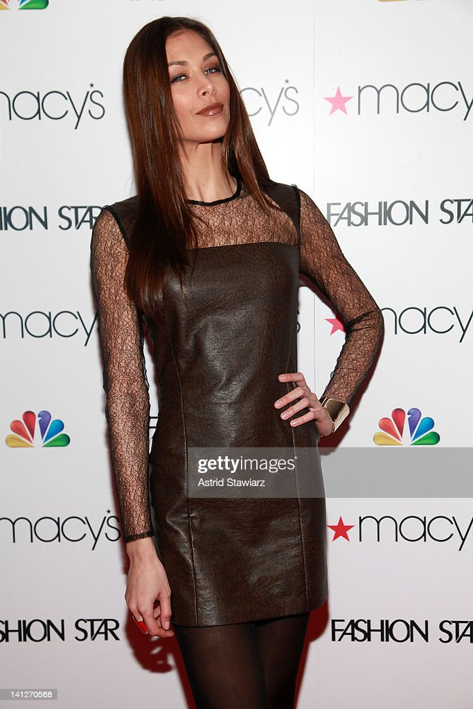 "Macy's Celebrates ""Fashion Star"""