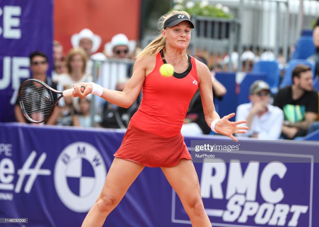FRA: International Strasbourg Tennis - Finals