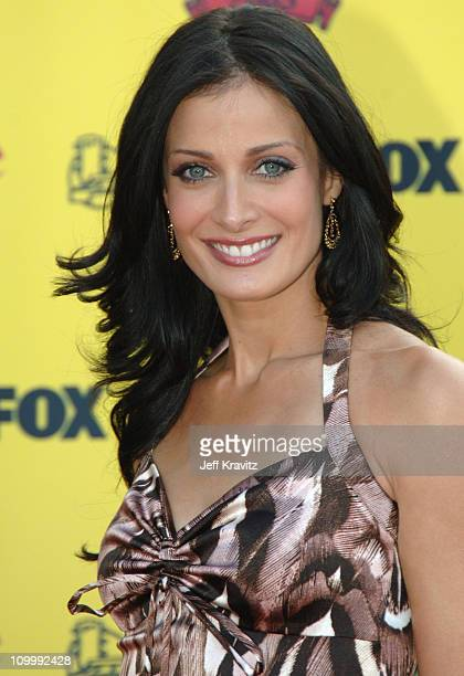 Dayanara Torres Delgado during 2005 Teen Choice Awards Arrivals at Gibson Amphitheater in Universal City California United States