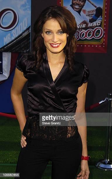 Dayanara Torres Delgado during 'Mr 3000' Premiere Los Angeles at El Capitan in Hollywood California United States