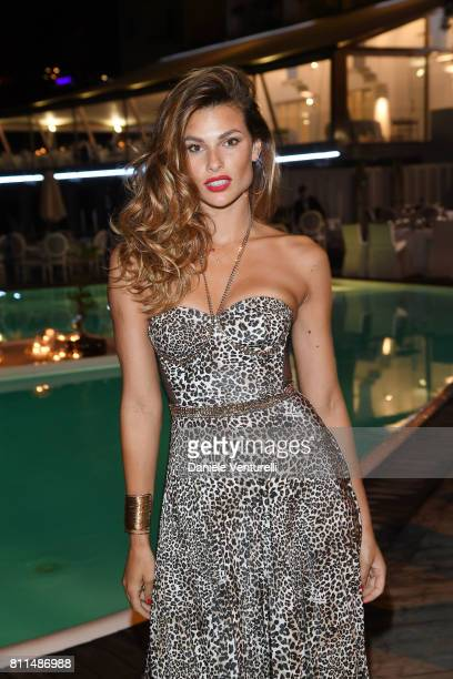 Dayane Mello attends 2017 Ischia Global Film & Music Fest on July 9, 2017 in Ischia, Italy.