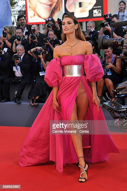 Dayane Mello attends a premiere for 'The Young Pope' during the 73rd Venice Film Festival at on September 3 2016 in Venice Italy Dayane Mello