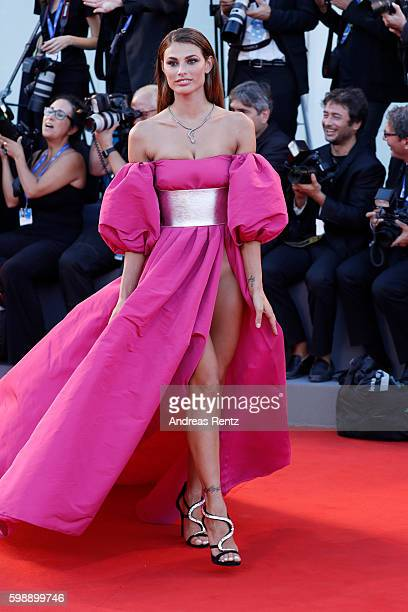 Dayane Mello attends the premiere of 'The Young Pope' during the 73rd Venice Film Festival at Palazzo del Casino on September 3 2016 in Venice Italy