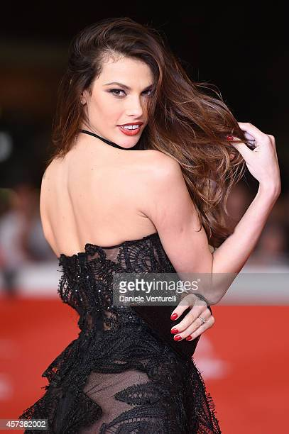 Dayane Mello attends the 'The Knick' Red Carpet during the 9th Rome Film Festival on October 17 2014 in Rome Italy