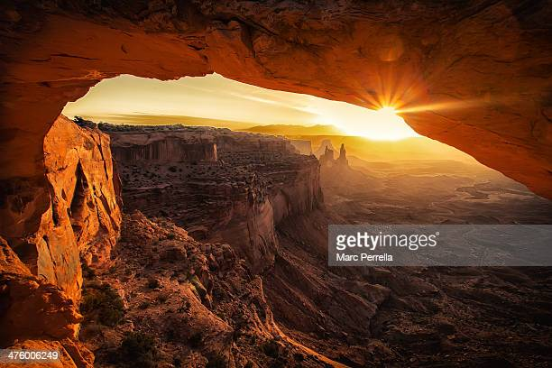Daybreak in Canyonlands