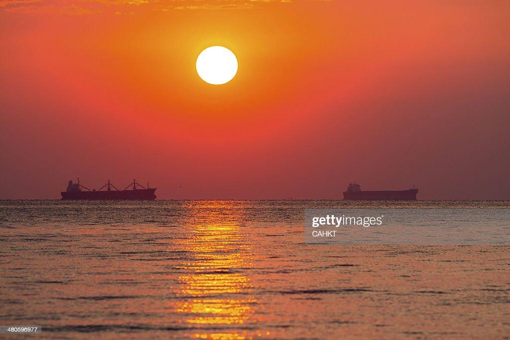 Daybreak : Stock Photo