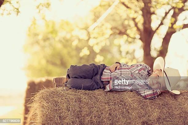 Daydreaming Cowboy