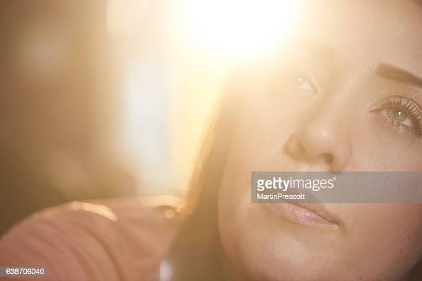 daydreaming - tv housewife stock photos and pictures