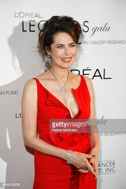 Dayle Haddon attends L'OREAL Legends Gala Benefiting The Ovarian Cancer Research Fund at The American Museum Of Natural History on November 8 2006