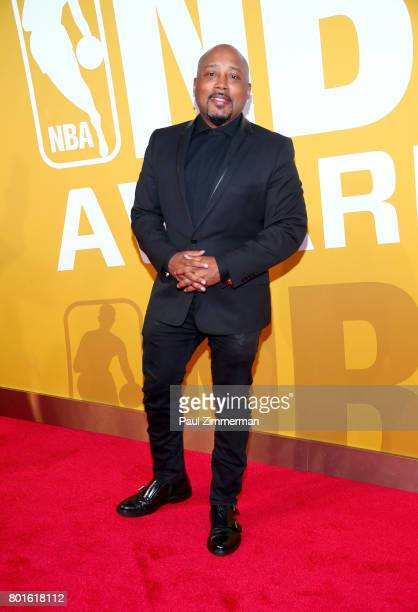 Daymond John attends the 2017 NBA Awards at Basketball City Pier 36 South Street on June 26 2017 in New York City