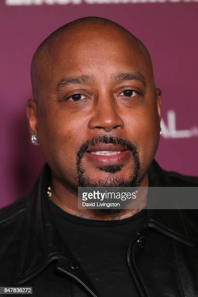 Daymond John attends the Entertainment Weekly's 2017 PreEmmy Party at the Sunset Tower Hotel on September 15 2017 in West Hollywood California