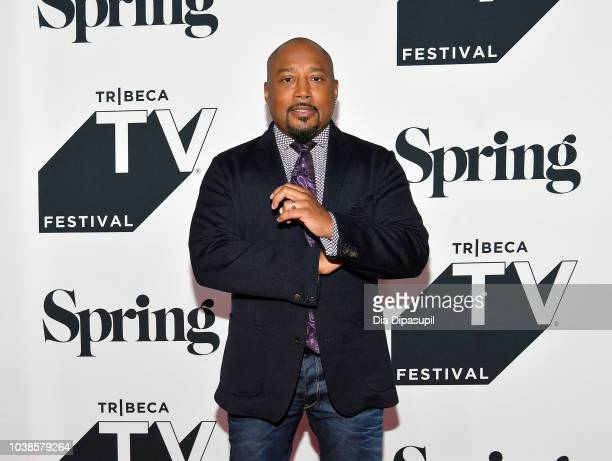 Daymond John attends the Tribeca Talks Panel 10 Years Of Shark Tank during the 2018 Tribeca TV Festival at Spring Studios on September 23 2018 in New...