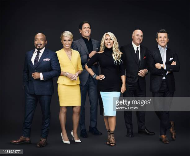 TANK Daymond John Barbara Corcoran Mark Cuban Lori Greiner Kevin O'Leary and Robert Herjavec are Sharks on ABC's Shark Tank