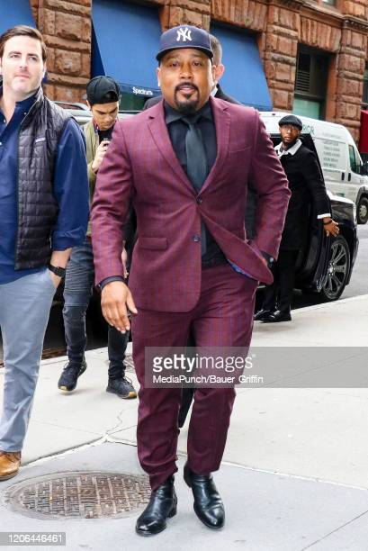 Daymond John is seen on March 10, 2020 in New York City.