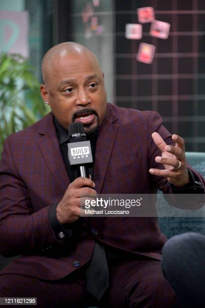 Daymond John visits Build to discuss his book Powershift at Build Studio on March 10, 2020 in New York City.