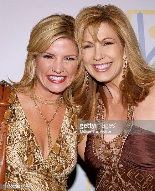 Dayna Devon and Leeza Gibbons during Launch Party For The Assistance League Leeza's Place In Hollywood Arrivals at Assistance League in Hollywood CA...