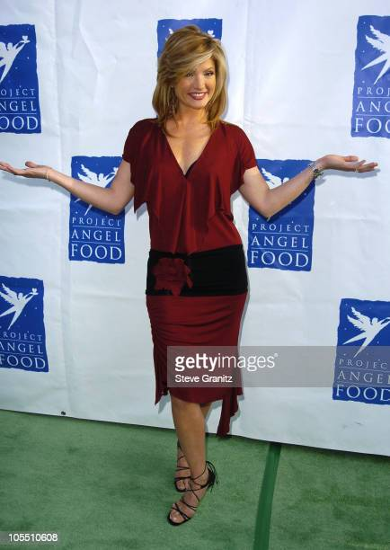 Dayna Devon during 11th Annual Angel Awards Arrivals at Project Angel Food in Los Angeles California United States